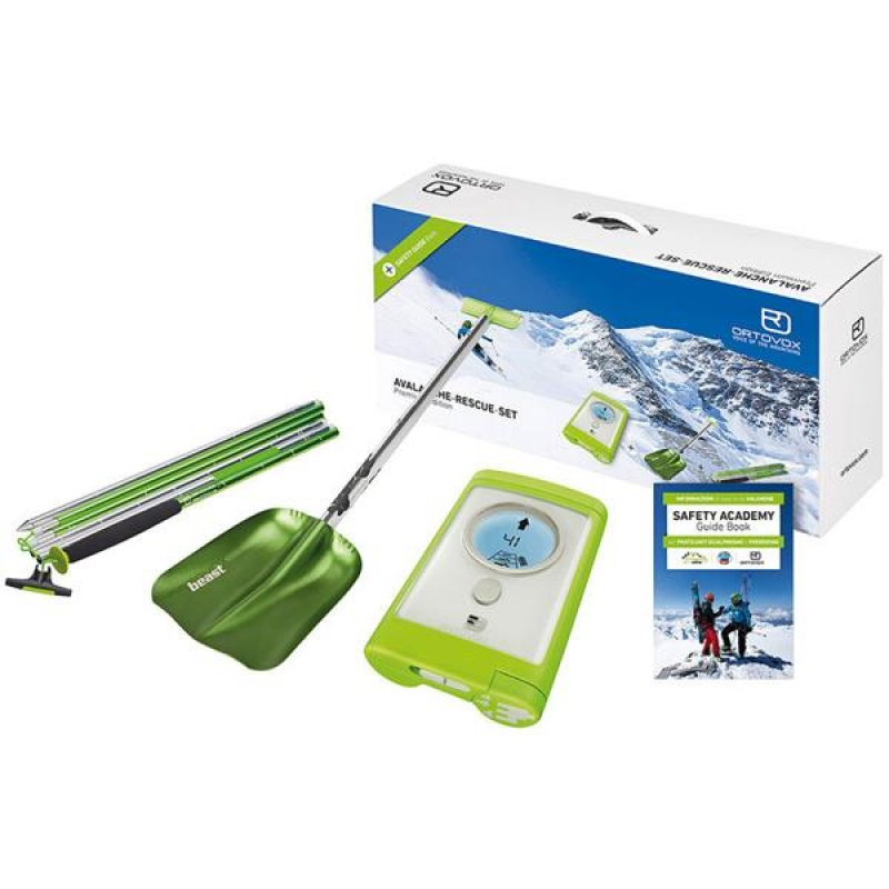 avalanche rescue set  ORTOVOX AVALANCHE RESCUE SET 3+ | Jolly Sport