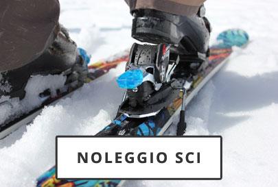 Noleggio attrezzatura sci da Jolly Sport