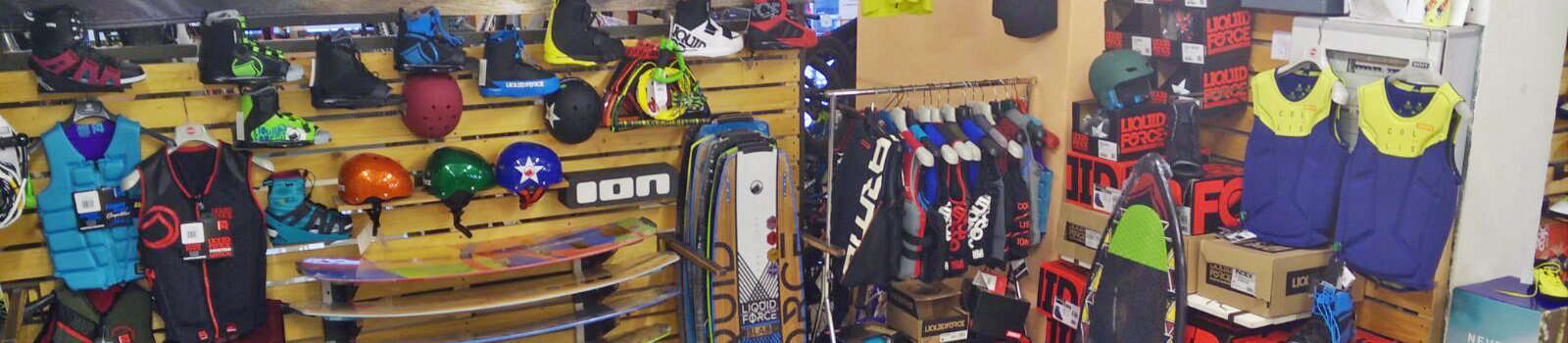 Reparto wakeboard Jolly Sport