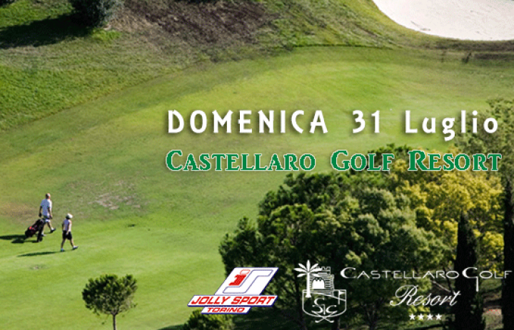 Castellaro Golf Resort Jolly Sport CUP
