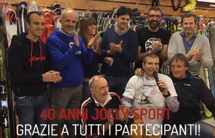 Jolly Sport ringrazia i partecipanti