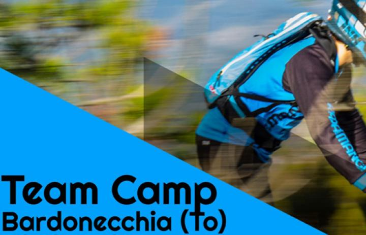 MTB team camp Jolly Sport