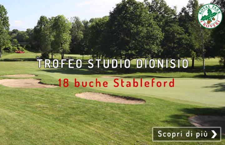 Trofeo Studio Dionisio