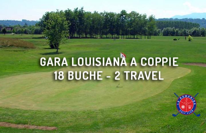 gara louisiana 7 maggio golf la romanina
