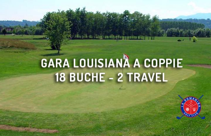 gara louisiana 7 maggio golf la romanina