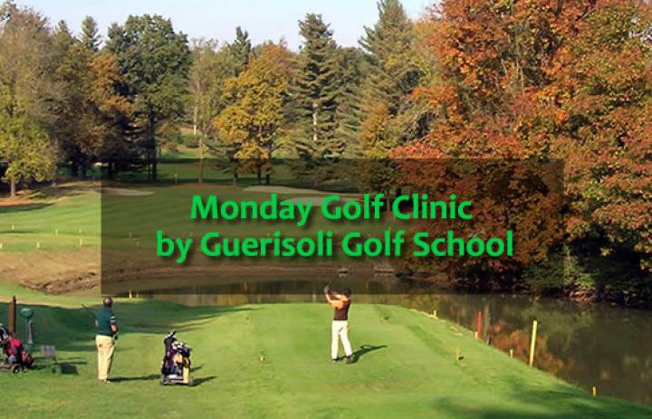 monday golf clinic by guerisoli golf school, 16 ottobre 2017