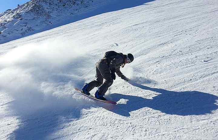 snowboard tavole Burton