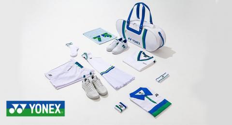 Tennis: 57th anniversario Yonex