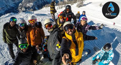 Blackwave asd: snow camp