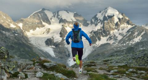zaini trail running in offerta -30%