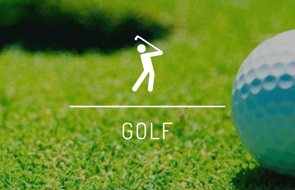 banner jolly sport golf