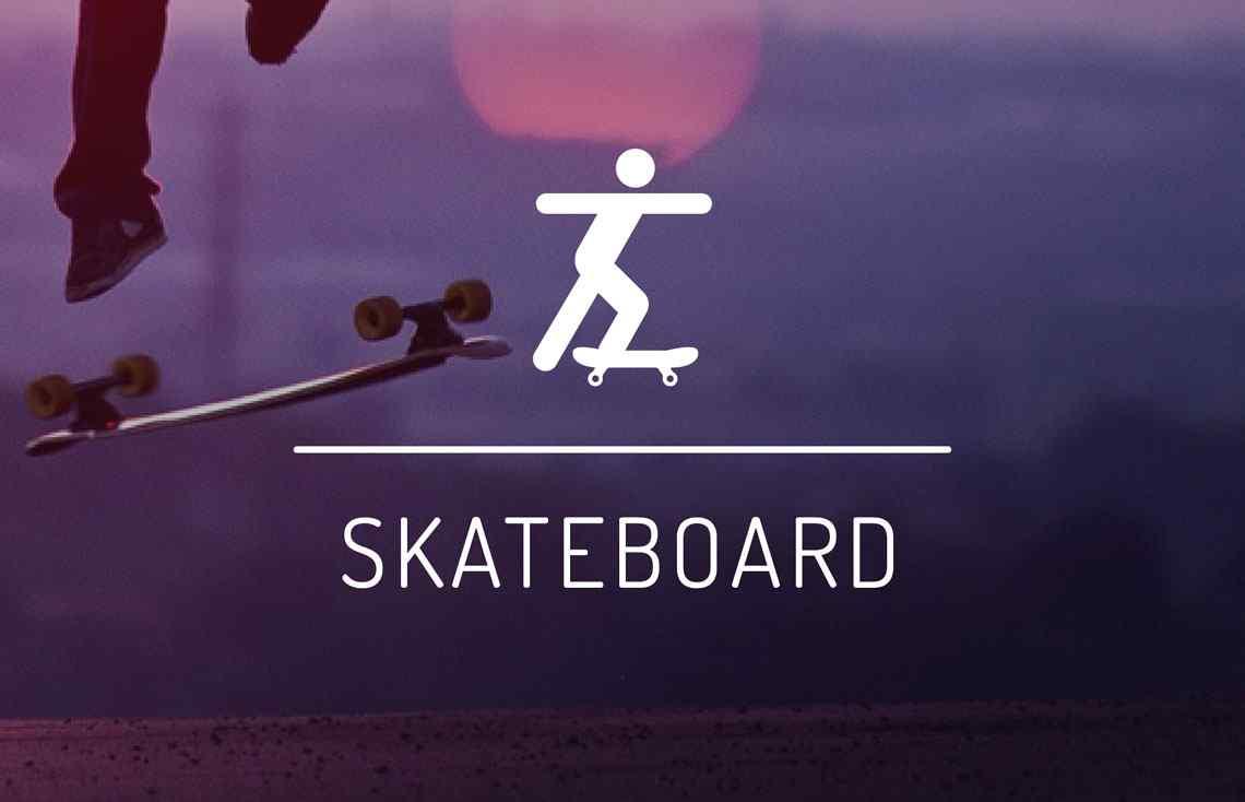 banner jolly sport skateboard