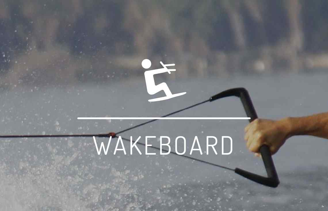 banner jolly sport wakeboard