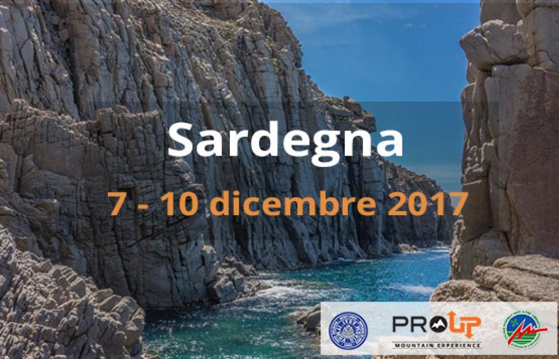 ProUp team presenta Sardegna Climbing Trip