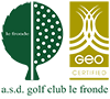 golf le fronde